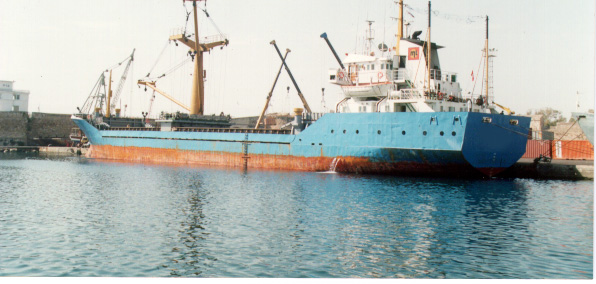 M/V UB Laptali Picture