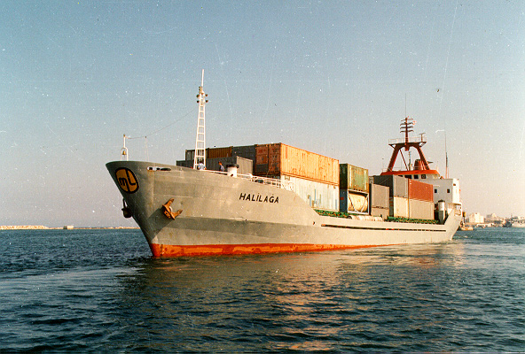 M/V Halilaga Picture